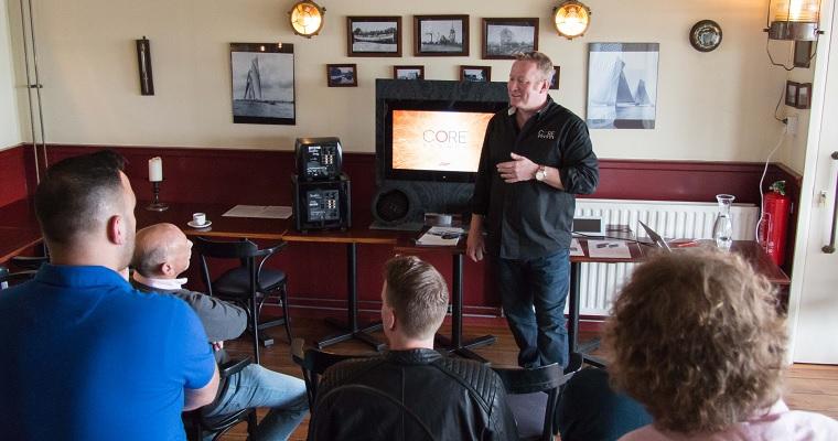 Spark Dealerdag presentatie Sunfire