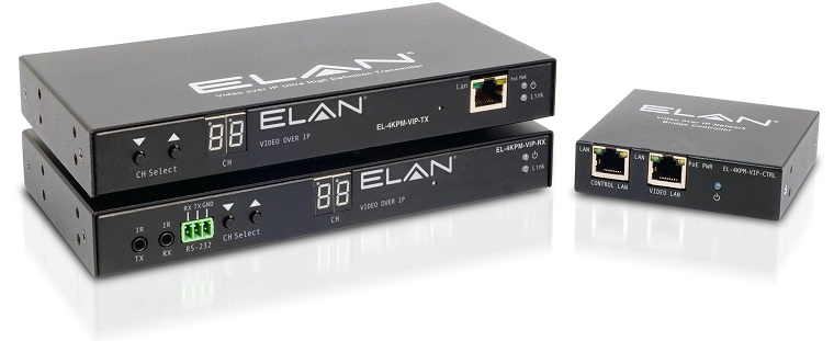 ELAN Video-over-IP