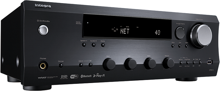Integra DTM-6 receiver